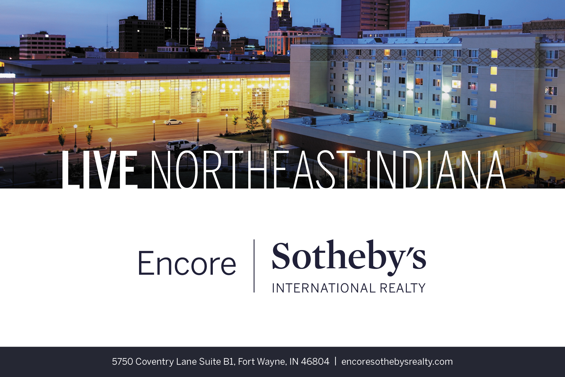 Encore Sotheby's International Realty Brand Expands Presence to Northeast Indiana