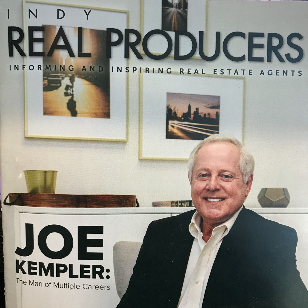 Indy Real Producers Magazine