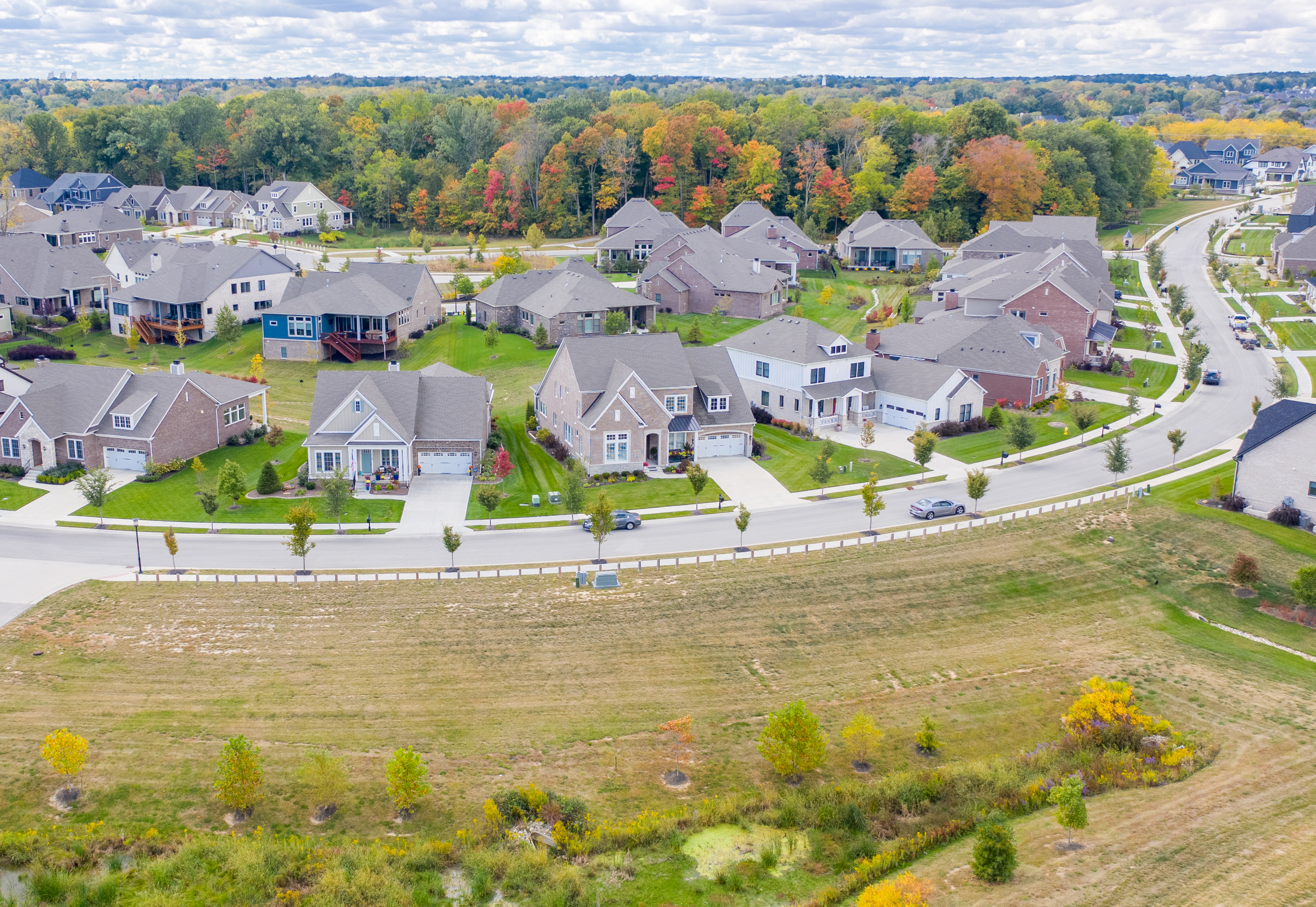 Featured Community | Jackson's Grant in Carmel, IN